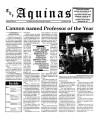 The Aquinas 1995-11-09