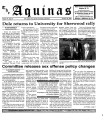 The Aquinas 1998-10-29