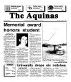 The Aquinas 1991-10-03