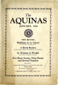 The Aquinas 1929-01