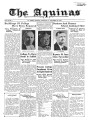 The Aquinas 1933-09-29