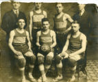 St. Thomas College basketball team, 1920