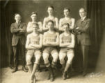 St. Thomas College basketball team, 1916-1917