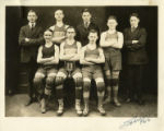 St. Thomas College basketball team, 1921-1922