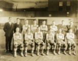 St. Thomas College basketball team, 1922-1923