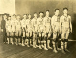St. Thomas College basketball team, 1923-1924