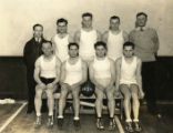 St. Thomas College 1933-34 intramural basketball league winners