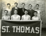 St. Thomas College intramural basketball league winners, 1935