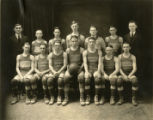 St. Thomas College basketball team, 1921