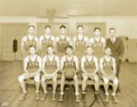 St. Thomas College basketball team, 1928-1929