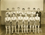 St. Thomas College basketball team, 1930-1931