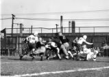 Football game, ca. 1936 or 1937