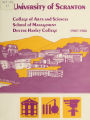 University of Scranton College of Arts and Sciences, School of Management, Dexter Hanley College,...