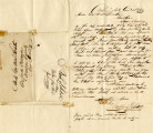 Correspondence received by George W. and Selden T. Scranton, 1840