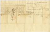 Correspondence received by George W. Scranton, 1840