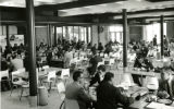 Gunster Memorial Student Center dining hall, 1960