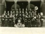 St. Thomas College band, 1934
