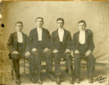 St. Thomas College students, 1904