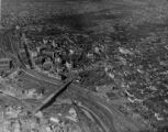 Aerial view of Scranton, ca. 1958
