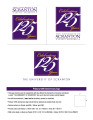 125th Anniversary logos and guidelines, 2013