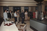 Weinberg Memorial Library opening, 1992