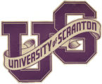 University of Scranton insignia, ca. 1939